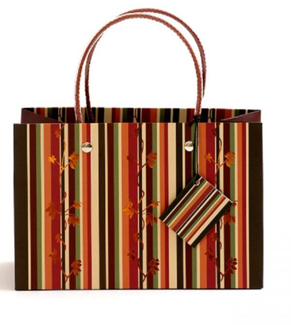 Entwine Natural Luxury Gift Bag - Size Medium