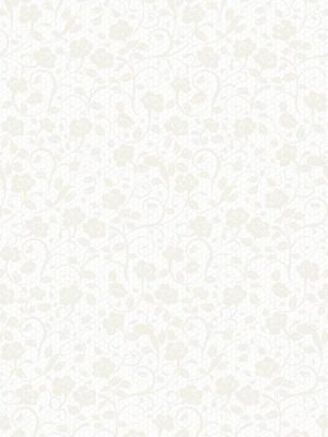 Ivory Lace Wrapping Paper