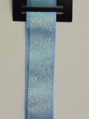 Blue Shimmer Ribbon