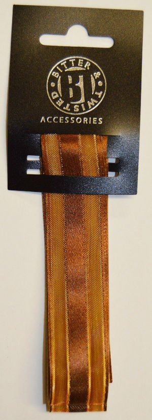 Brown Luxury Band Ribbon