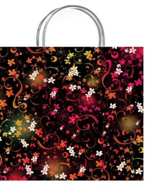 Chic Vivid Luxury Gift Bag - Size Medium
