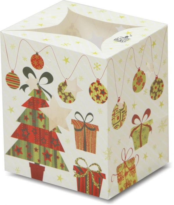 Christmas Decoration Luminary Candle Bags - Christmas Edition