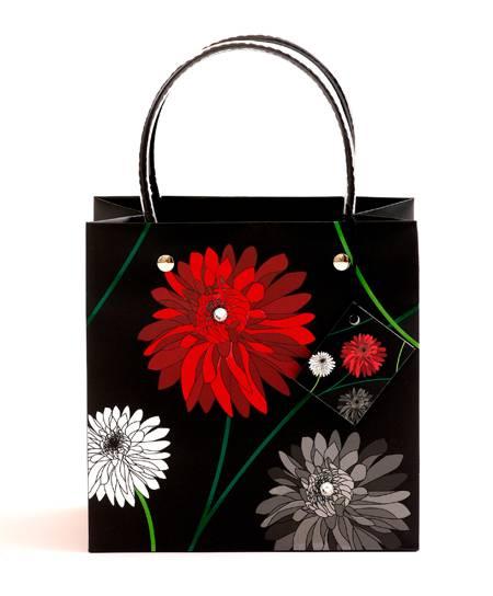 Dahlia Contemp Luxury Gift Bag - Size Medium