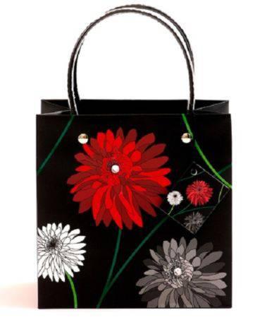 Small Dahlia Contemporary Luxury High Quality Bag