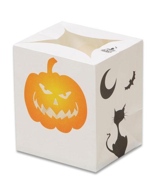 Black Cat / Pumpkin Halloween Luminary Candle Bags - Halloween Edition