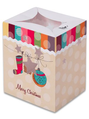 Christmas Ornament Luminary Candle Bags - Christmas Edition
