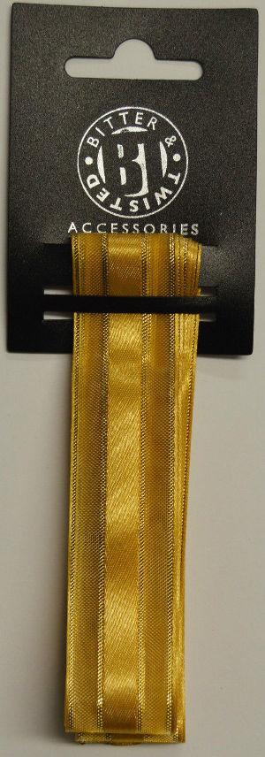 Gold Luxury Band Ribbon