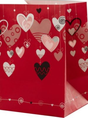 Love and Hearts Luminary Candle Bags - Love Edition