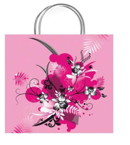 Beau Pink Luxury Gift Bag - Size Medium