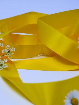 Satin Daffodil Ribbon