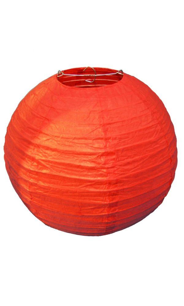 Red Chinese Lantern - 12 Inch