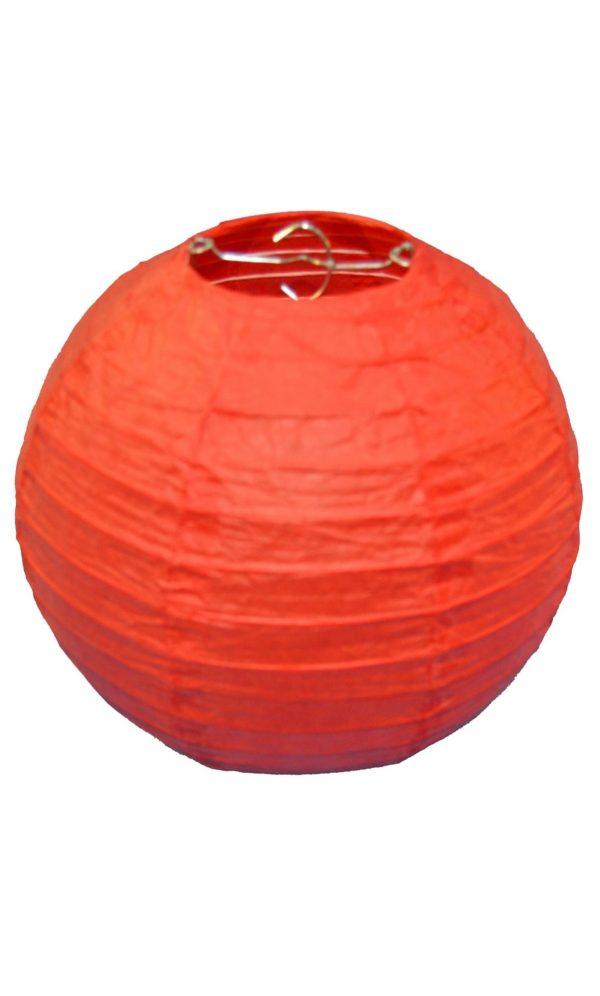 Red Chinese Lantern - 8 Inch