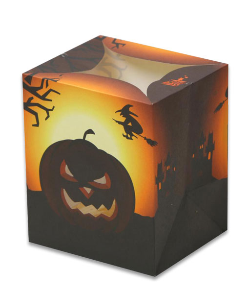 Haunted Halloween Luminary Candle Bags - Halloween Edition