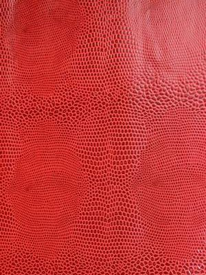 Scales Red Wrapping Paper