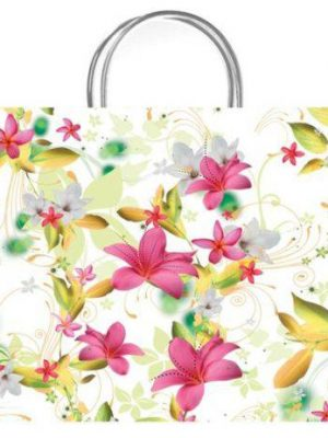 Paradise Spring Luxury Gift Bag - Size Medium