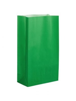 Green Paper Party Bag