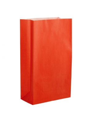 Red Paper Party Bag
