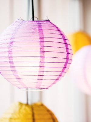 Chinese Paper Lanterns - 8 Inch